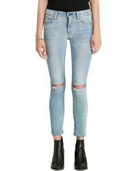 Denim & Supply Ralph Lauren - D&s Reed Super Skinny Jean - Lyst