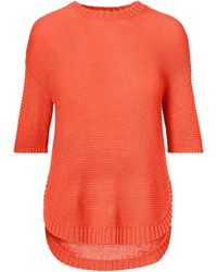 Ralph Lauren - Short-sleeve Crewneck Sweater - Lyst