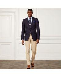 Ralph Lauren Purple Label - Wool Twill Sport Coat - Lyst