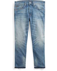 Polo Ralph Lauren - Eldridge Skinny Cropped Jean - Lyst