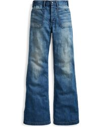 RRL - High-rise Flared Jean - Lyst