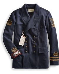 RRL - Limited-edition Admiral Jacket - Lyst