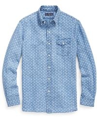 Polo Ralph Lauren - Classic Fit Sailboat Shirt - Lyst