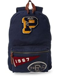 Polo Ralph Lauren - Pennant Patch Backpack - Lyst