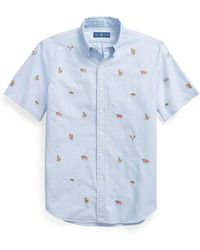 Polo Ralph Lauren - Classic Fit Americana Shirt - Lyst