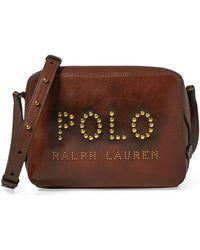 Polo Ralph Lauren - Studded-polo Camera Bag - Lyst