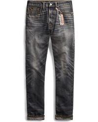 RRL - Vintage Straight Fit Jean - Lyst