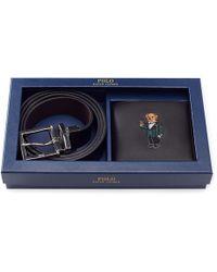 Polo Ralph Lauren - Polo Bear Gift Set - Lyst