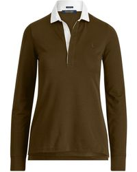 Ralph Lauren Golf - Classic Fit Piqué Polo Shirt - Lyst