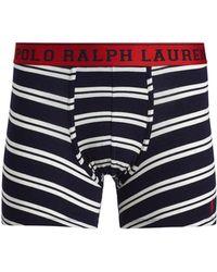 Polo Ralph Lauren - Stripe Cotton Boxer Brief - Lyst