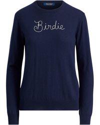 Ralph Lauren Golf - Birdie Cashmere Sweater - Lyst