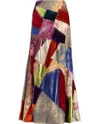 Ralph Lauren - Bryleigh Skirt - Lyst