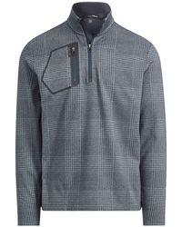 Ralph Lauren - Tech Jersey Half-zip Pullover - Lyst