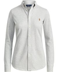 Polo Ralph Lauren - Slim Fit Oxford Shirt - Lyst