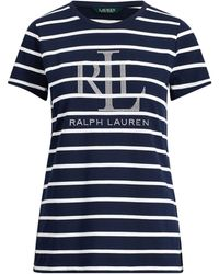 Ralph Lauren - Lrl Graphic T-shirt - Lyst