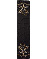 RRL - Chain-stitched Mayfair Scarf - Lyst