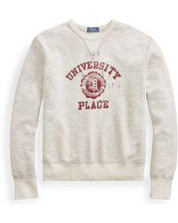 34894b2d518a Polo Ralph Lauren Camo Cotton-blend Sweatshirt for Men - Save ...