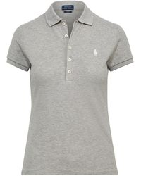 Polo Ralph Lauren - Slim Fit Stretch Polo Shirt - Lyst