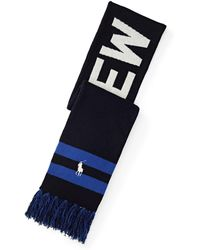 Polo Ralph Lauren - City Wool Scarf - Lyst