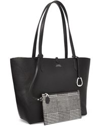 Ralph Lauren - Reversible Vegan Leather Tote - Lyst