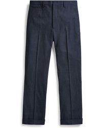 RRL - Slim Pinstripe Suit Trouser - Lyst