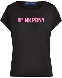 Ralph Lauren - Pink Pony Graphic Tee - Lyst
