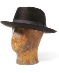 8051324262733 RRL Corduroy Trapper Hat in Brown for Men - Lyst