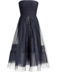 Ralph Lauren - Carren Beaded Dress - Lyst