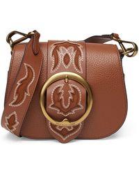 Polo Ralph Lauren | Western-stitch Lennox Bag | Lyst