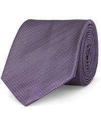Polo Ralph Lauren - Pin Dot Silk Narrow Tie - Lyst