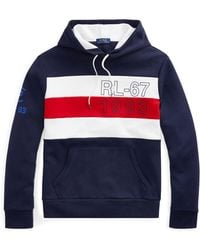 Polo Ralph Lauren - Cp-93 Double-knit Hoodie - Lyst