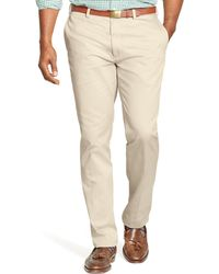 ef77bf97fa7059 Polo Ralph Lauren - Classic-Fit-Chino aus Baumwolle - Lyst