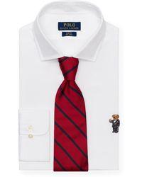 Polo Ralph Lauren - Slim Fit Martini Bear Shirt - Lyst