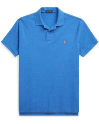 Pink Pony - Classic Fit Mesh Polo Shirt - Lyst