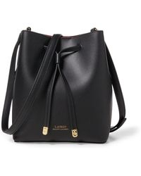 1be5427cafadb Ralph Lauren - Mini Debby Ii Drawstring Bag - Lyst