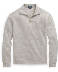Polo Ralph Lauren - Estate-rib Cotton Pullover - Lyst