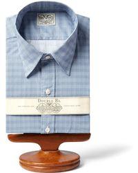 c899acb9 RRL - Eli Stripe-print Shirt - Lyst