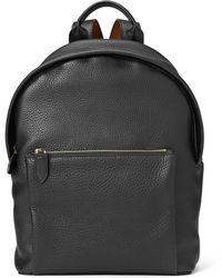 Ralph Lauren - Grain Calfskin Backpack - Lyst