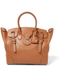 Ralph Lauren - Nappa Leather Soft Ricky - Lyst