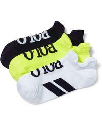 Polo Ralph Lauren | Sport Sock 3-pack | Lyst