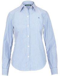 Ralph Lauren - Cotton Button-down Shirt - Lyst