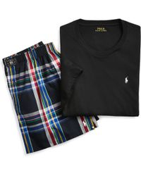 Polo Ralph Lauren - Cotton Sleep Set Gift Box - Lyst
