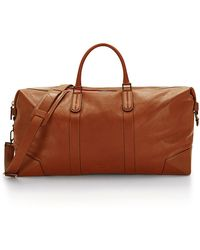 Rebecca Minkoff - Wythe Weekender Leather Bag - Lyst