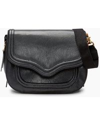 Rebecca Minkoff - Maia Large Saddle Bag - Lyst