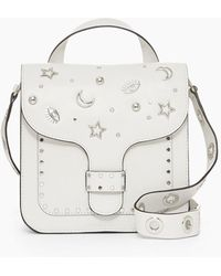 Rebecca Minkoff - Midnighter Top Handle Feed Bag - Lyst