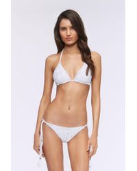Rebecca Minkoff - Becky Triangle Swim Top - Lyst
