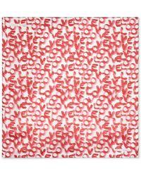 Rebecca Minkoff - Love Stamp Bandana - Lyst