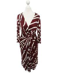 Issa - Kleid aus Seide - Lyst