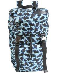 Marni - Geometric Printed Backpack - Lyst