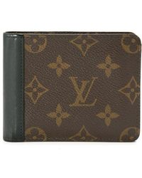 Louis Vuitton - Pre-owned Monogram Bifold Wallet - Lyst